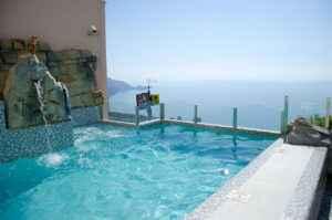 hotel margherita piscina scoperta